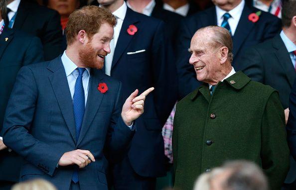 Harry pronto a partire se il principe Filippo peggiorasse   Si è isolato per non farsi bloccare dal Covid
