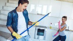 Cómo desinfectar tu hogar en cuatro