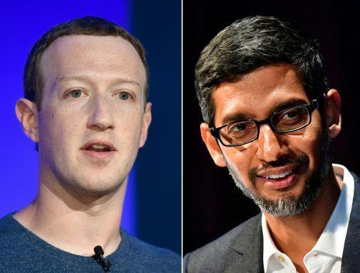 Le strade di Facebook e Google si dividono  Inizia la battaglia sul pagamento delle news