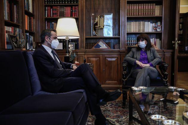 Μητσοτάκης στην ΠτΔ για το ελληνικό MeToo: «Εσπασε το πέπλο της