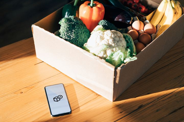 Online Fresh Food Delivery Service