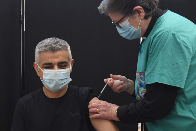 Sadiq Khan: The Government's Culture War Is Fuelling BAME Vaccine