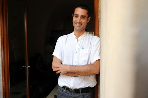Le président du Refuge, Nicolas Noguier, à Montpellier le 16 août