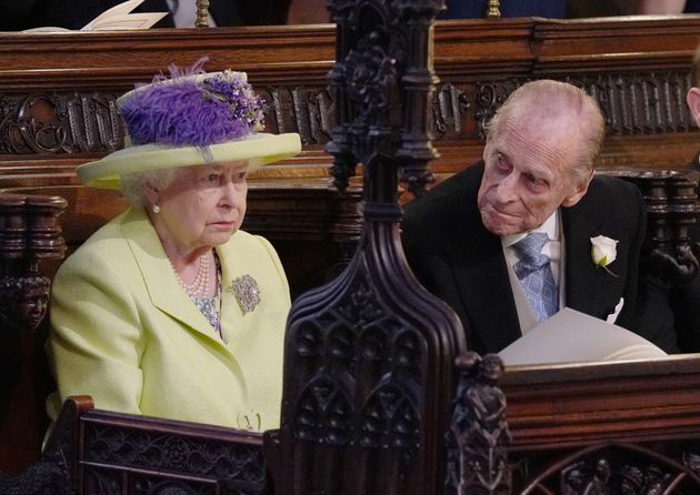 Isabel II y Felipe de Edimburgo, en