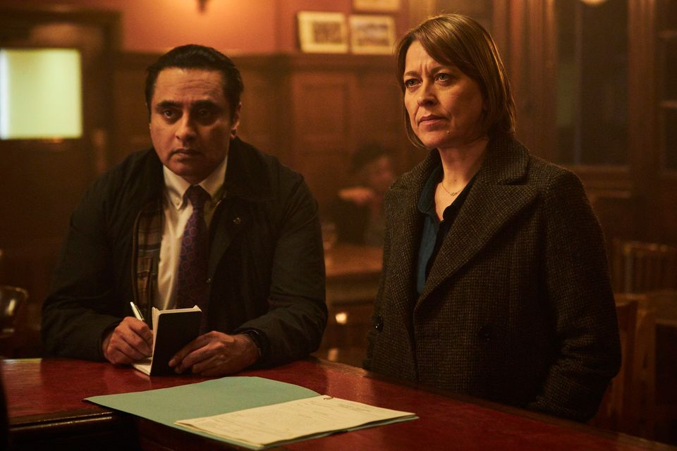 The fourth series of Unforgotten debuts on ITV on Monday 22