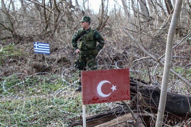 Φωτογραφία αρχείου Φεβρουάριου 2020 - Ελληνοτουρκικά