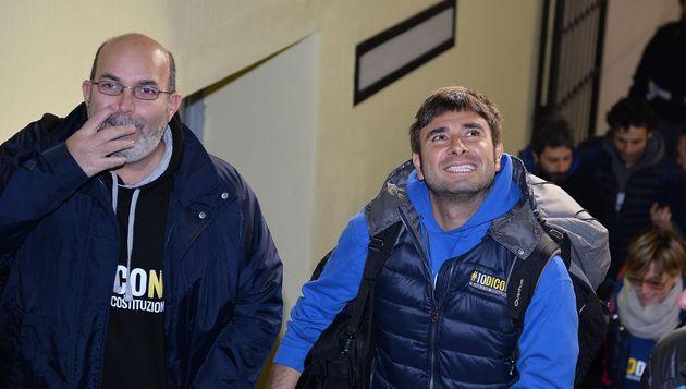 Vito Crimi e Alessandro Di