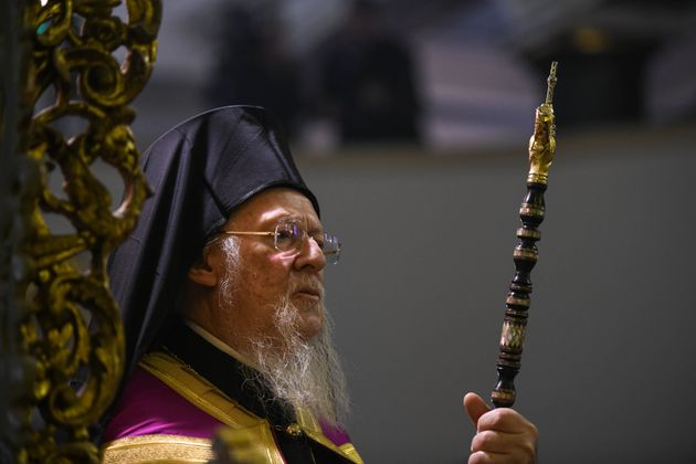 Ο Οικουμενικός Πατριάρχης κ.