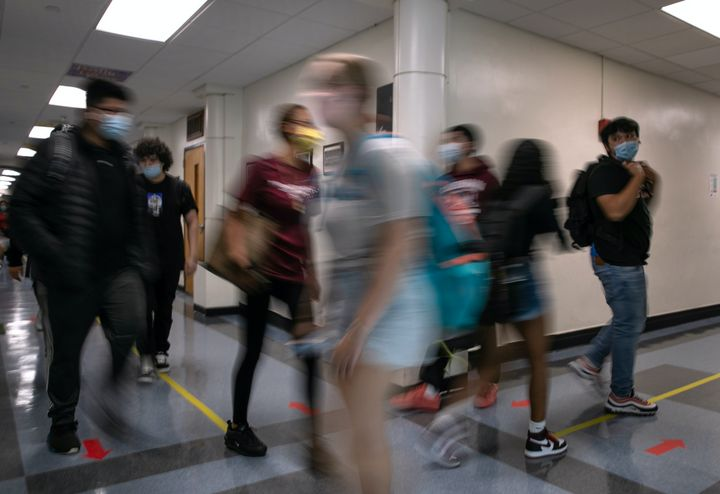 During the pandemic, the lines between students' school and home lives have blurred, and it can be difficult for teachers to