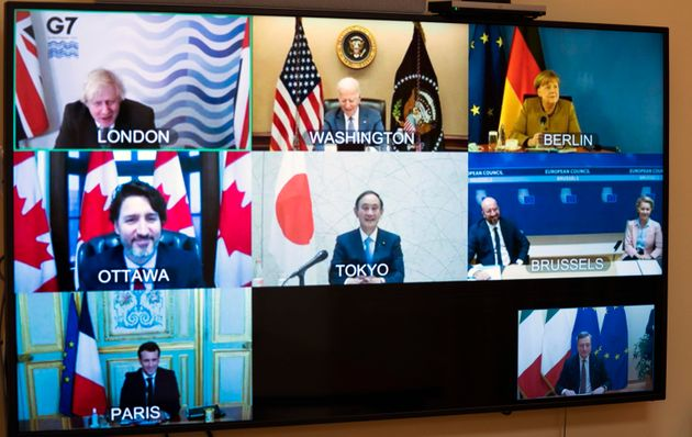 Con Joe Biden è tornata la democrazia  La pandemia frutto del sovranismo e della globalizzazione?
