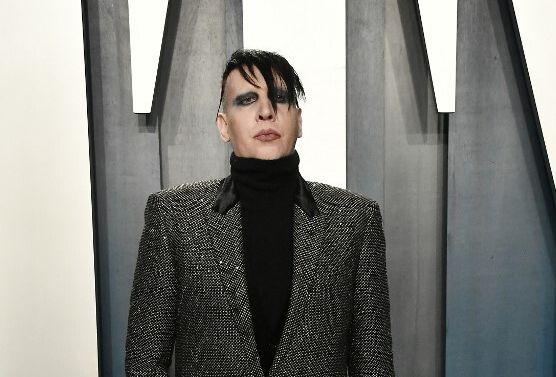 Enquête sur Marilyn Manson et les accusations de violence (photo du 9 février 2020 à...