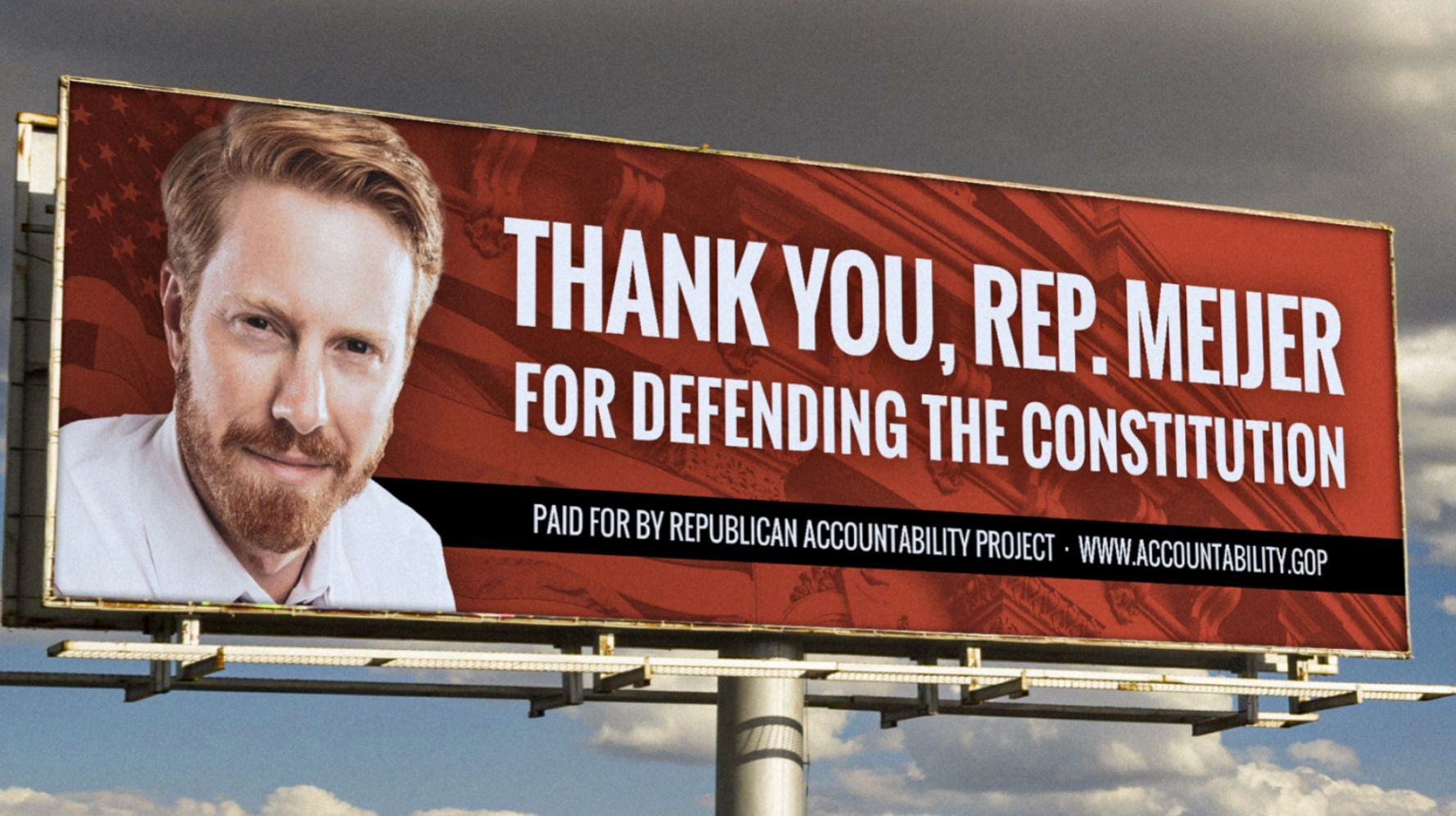 Anti-Trump Group Launches $1 Million In Ads Hailing Republicans Who Voted To Impeach
