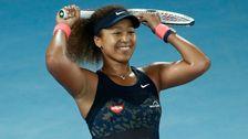Naomi Osaka Beats Jennifer Brady To Win Australian Open