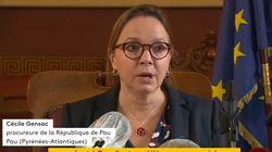 Après le meurtre à Pau, la procureure évoque des motifs personnels et écarte la piste