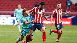 El Levante sorprende al Atlético y le da vida a la Liga