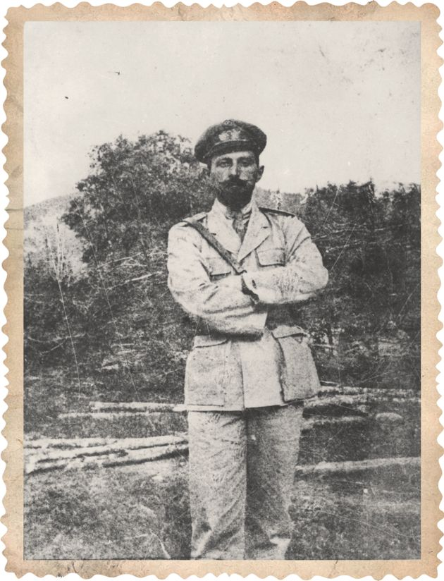 Ο αξιωματικός του ναυτικού, Αριστείδης