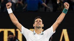 Djokovic fulmina a Medvedev y conquista su decimoctavo 'Grand Slam' en