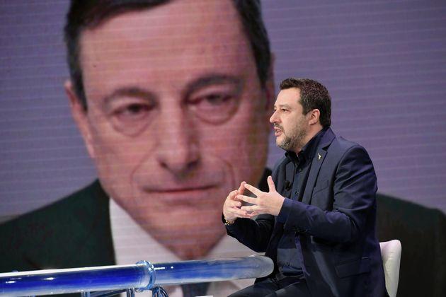 Mario Draghi e Matteo