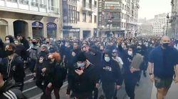 Vergonzosa agresión a un fotógrafo en Bilbao durante las protestas por Pablo