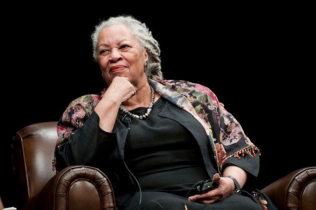 Toni Morrison en la Universidad de Illinois, en Chicago (EEUU), en