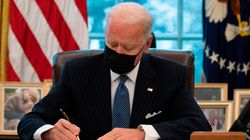 Biden Outlines How Trump 'Failed' To Help Americans Get COVID-19