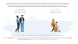 Viols, violences conjugales… un site pour accompagner les
