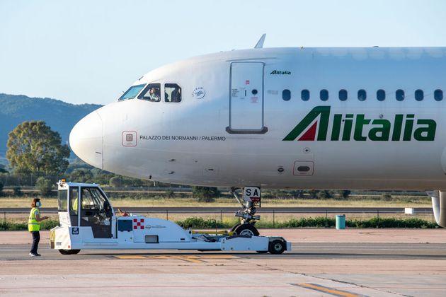 Alitalia, Nasa e la visione del