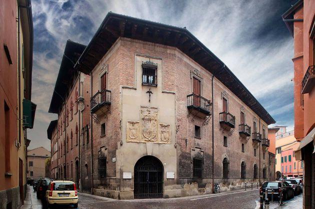 Una imagen del Real Colegio de España en