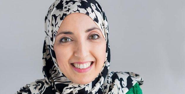 Fatima Hamed Hossain, portavoz de