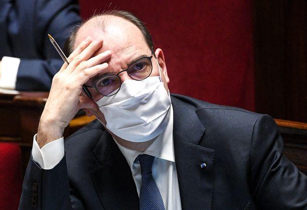 Jean Castex, Premier