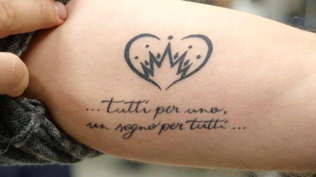 Il tatuaggio dei dipendenti di