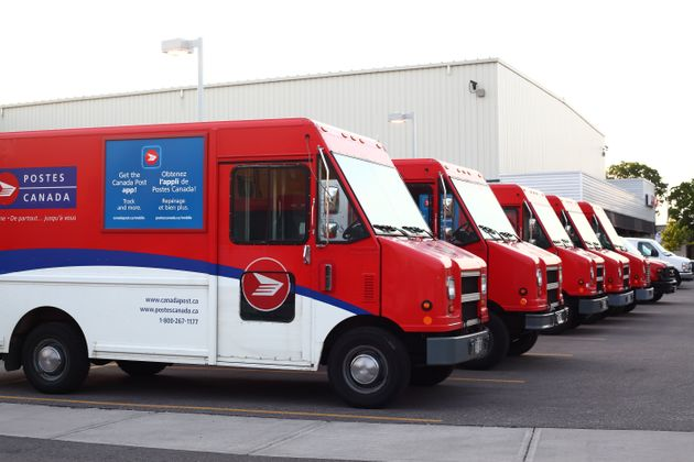 COVID-Ridden Canada Post Facility Not Included In Ontario's Inspections