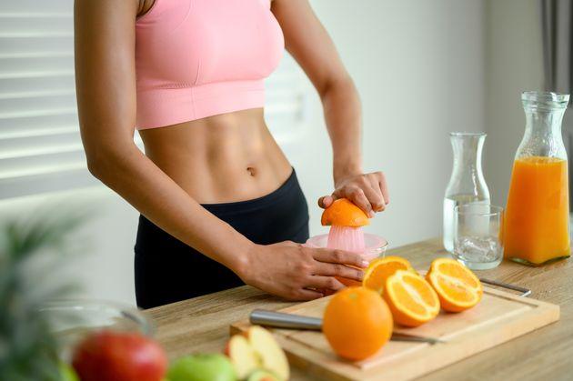 Αθληση και διατροφή