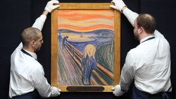 Norway Museum Says Edvard Munch Wrote 'Madman' On 'The