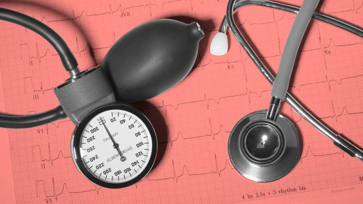 Problems with the cardiovascular system can show themselves in a lot of different ways.