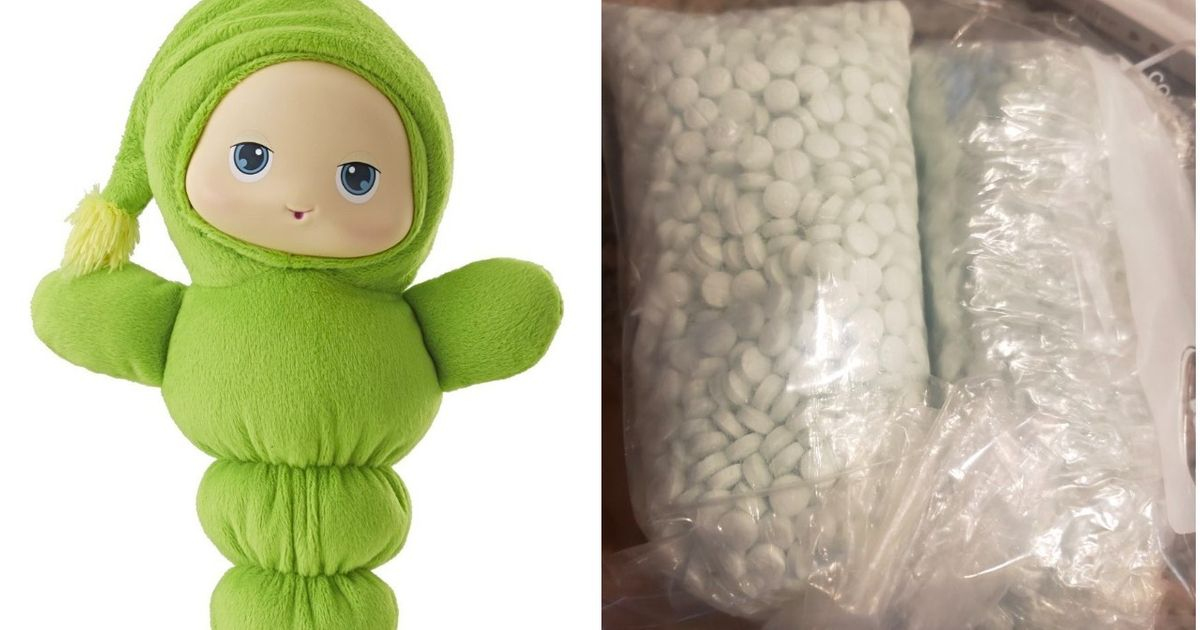Phoenix Parents Find 5,000 Suspected Fentanyl Pills Inside Glo Worm Doll