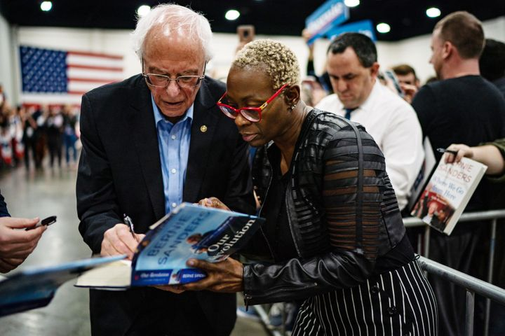 After working as a top aide in Sanders's 2020 presidential bid, Nina Turner formed a political consulting firm.