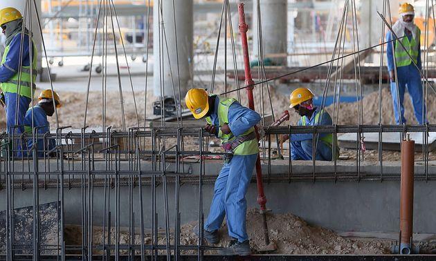 Lavori per Qatar