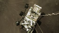 Nasa's Perseverance Rover Releases Incredible 'Front-Row Seat' Video Of Mars