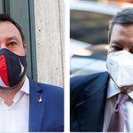 Draghi fa spallucce, Salvini resta solo (di G.