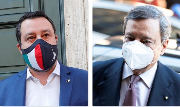 Salvini/Draghi