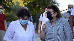 Αννα Παναγιωταρέα: Το «ατύχημα» και ο άγνωστος χρόνος επιστροφής στο υπουργείο
