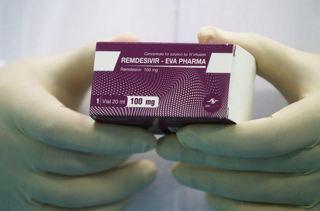 Ο EMA αξιολογεί το remdesivir για χρήση σε ασθενείς με