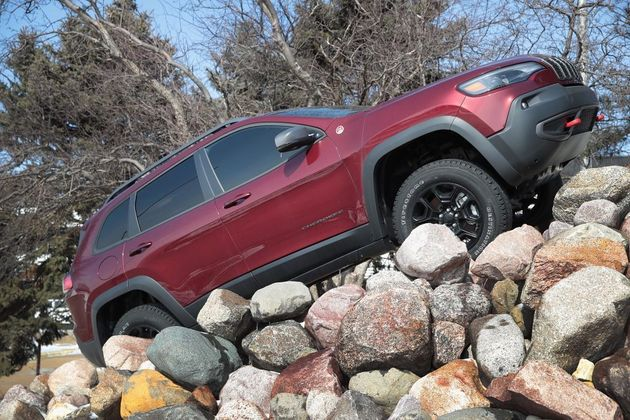 La tribu Cherokee demande à Jeep de changer le nom de son