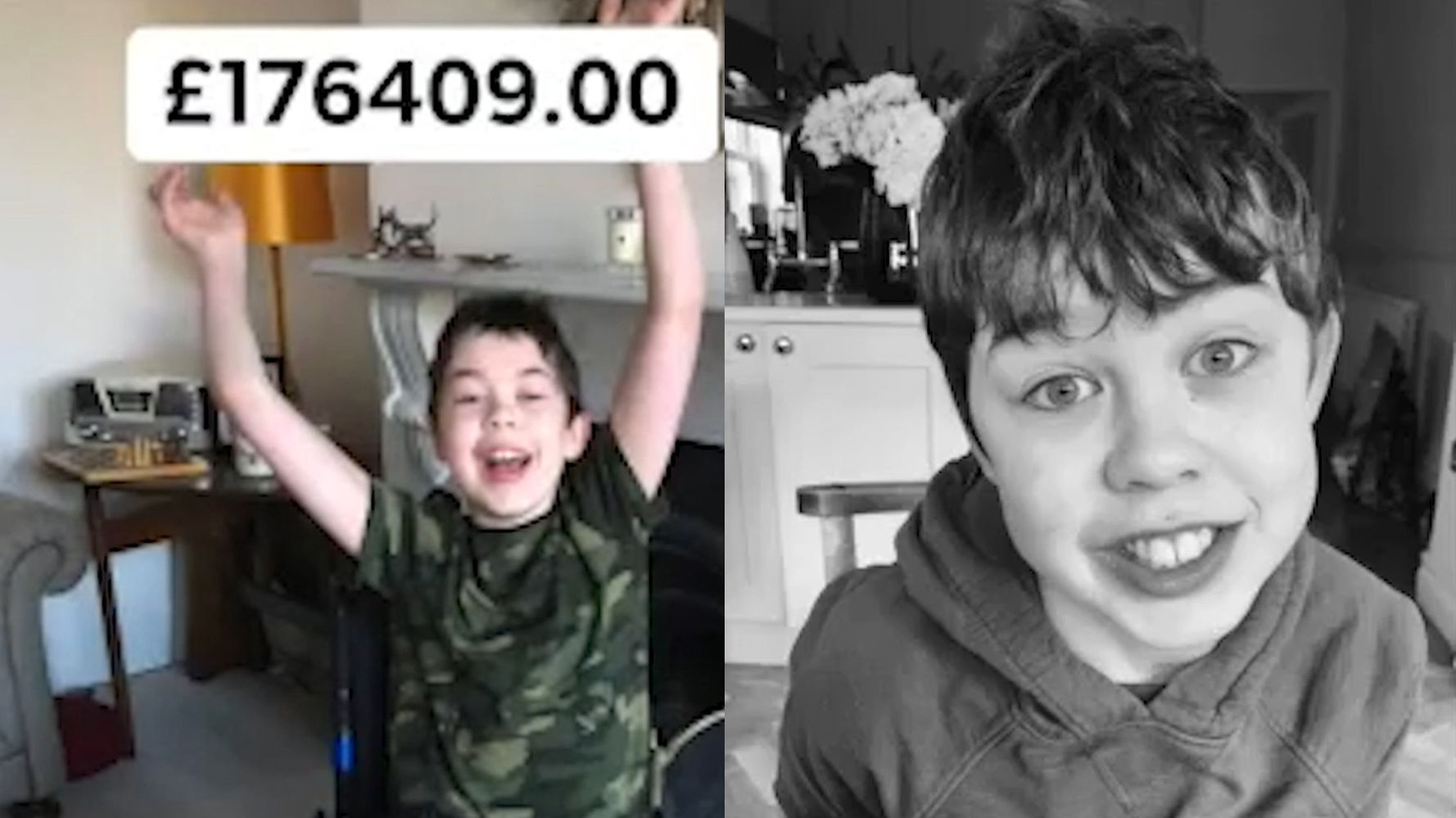 A Minute Of Kindness: Boy Raises Over £170,000 To Save Activity Centre