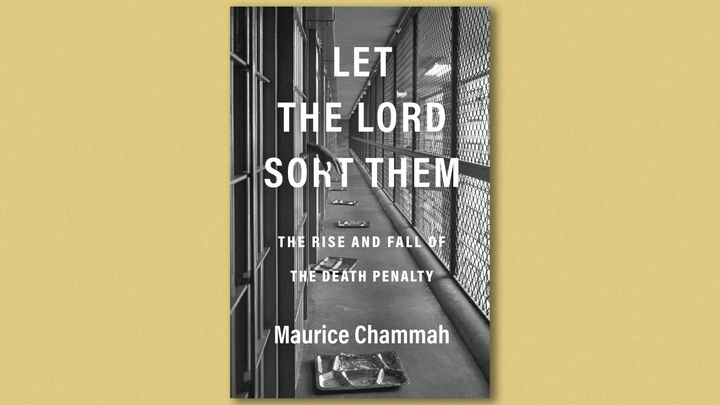 Maurice Chammah's new book explores how the U.S. came to embrace and then increasingly shun the death penalty.