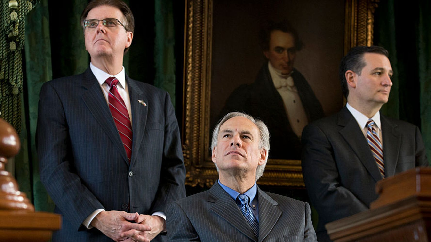 Texas Republicans Prioritized Nonsense Over Winterizing The Energy Grid