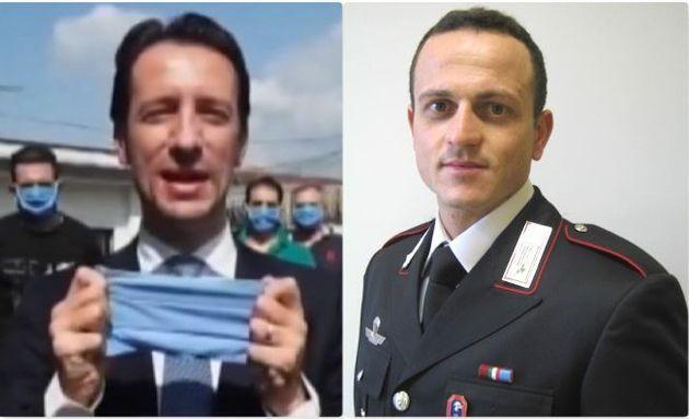 L'ambasciatore italiano nella Repubblica democratica del Congo - il Carabiniere Vittorio
