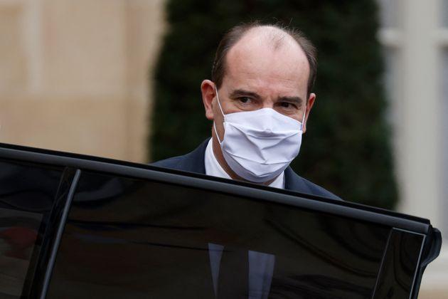 Jean Castex en déplacement surprise à l'hôpital
