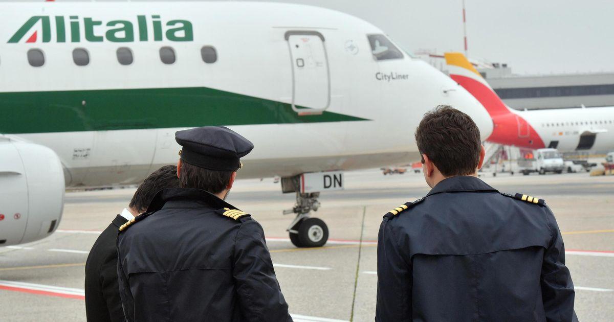 Alitalia, stipendi di febbraio in ritardo. Il Mise chiede un incontro al Mef e al Mit